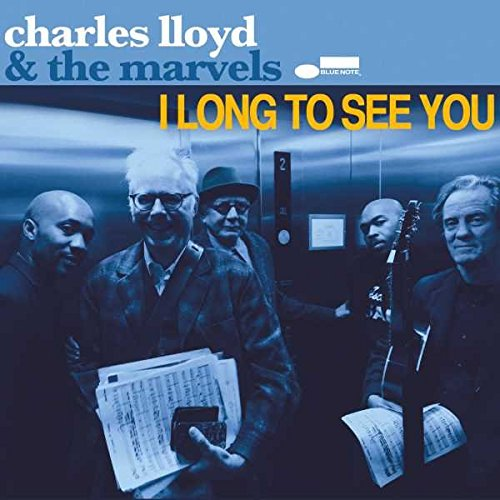 Charles Lloyd - I Long To See You cover