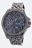 Trendy Fashion Jewelry Druzy Crystal Dial Statement Fashion Watch By Fashion Destination