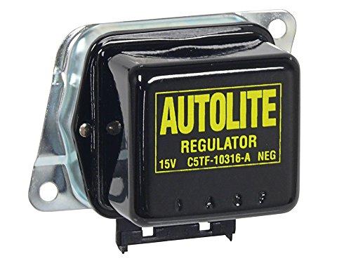 65 mustang voltage regulator - 9