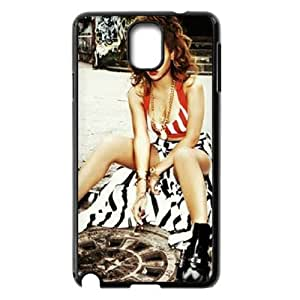 C-EUR Customized Print Rihanna Hard Skin Case Compatible For Samsung Galaxy Note 3 N9000