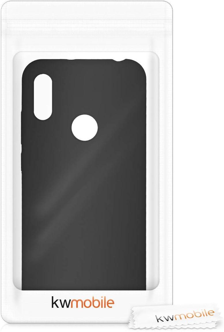 - Coque Housse de t/él/éphone Peau de p/êche kwmobile Coque Compatible avec Huawei Y6s 2019