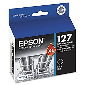 Epson Epson Durabrite Ultra Ink Black Ink Cartridge High-capacity Workforce 630/633/