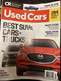 Consumer reports used car magazine April 2020