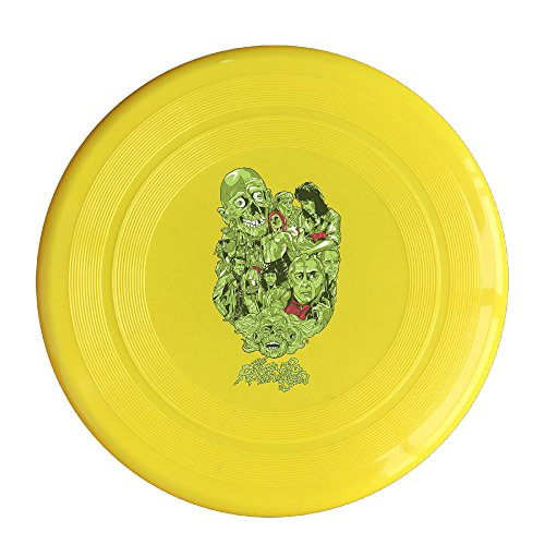 YYHU - Plastic The Return Of The Living Dead Ultimate Sport Disc - Yellow