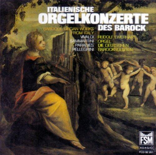Italian Baroque Organ Concertos