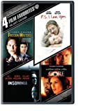 4 Film Favorites: Hilary Swank: Freedom Writers /P.S. I Love You / Insomnia / The Core (DVD) by Paramount Catalog