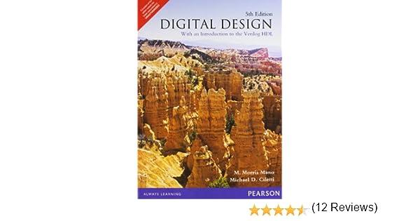Digital Design Morris M Cileti M D Mano 9788131794746 Books