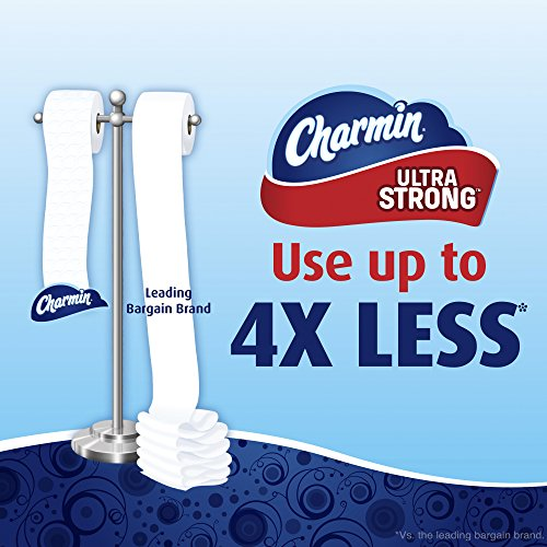 037000941545 - Charmin Ultra Strong Toilet Paper Mega Rolls, 12 Count carousel main 3
