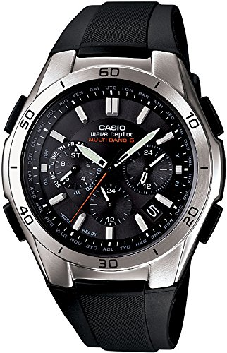 CASIO Wave Ceptor MULTIBAND 6 WVQ-M410-1AJF Analog Wrist Watch (Japan Import) (Tough Watch Ceptor Wave Solar)