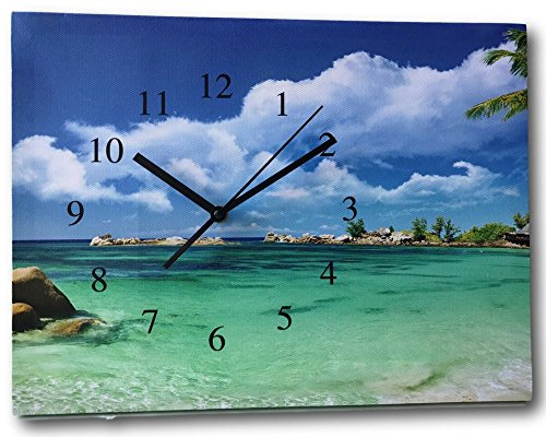 Canvas Clock - 3