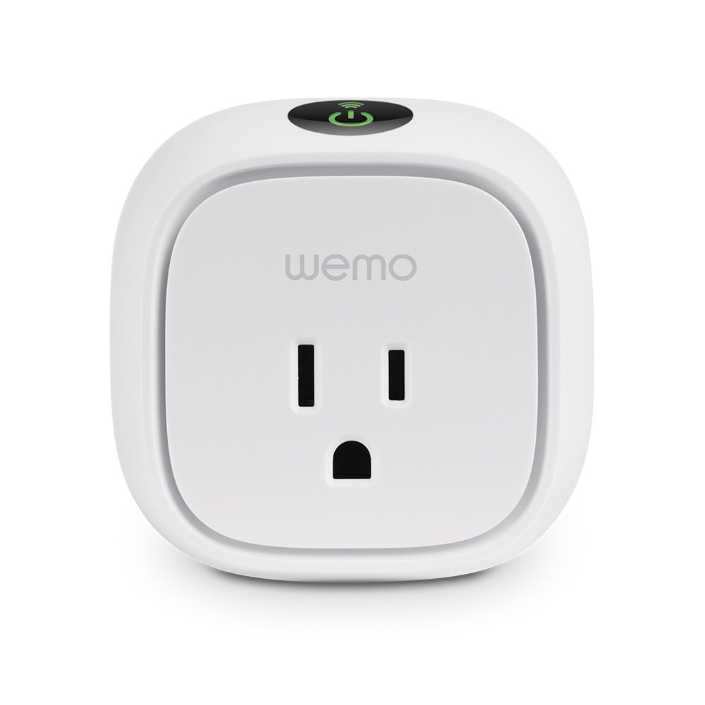 Wemo Insight Smart Plug With Energy Monitoring Wifi How Power Window Switch Works Enabled Control Your Devices And Manage Costs From Anywhere Alexa