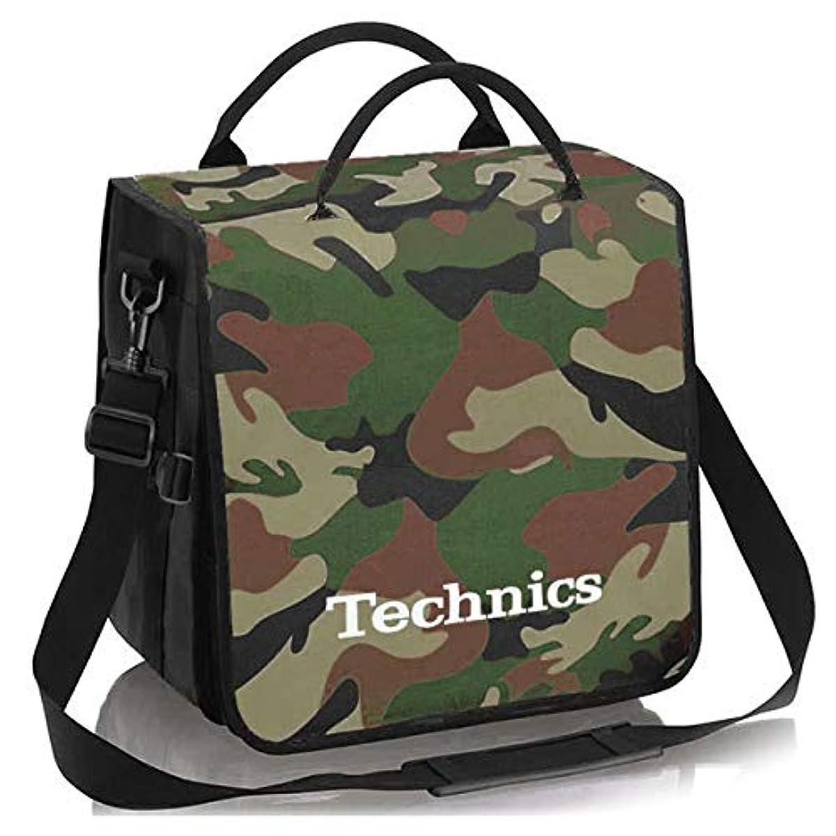 [해외] TECHNICS테크닉스 / BACKBAG CAMOUFLAGE 레코드 약60 매수납가 레코드 화이트