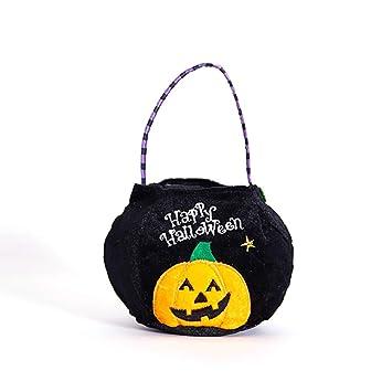 ZYCX123 De Halloween no Tejidas Bolsas de Truco o de ...