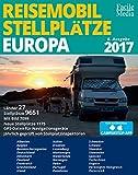 Reisemobil Stellplätze Europa 2017