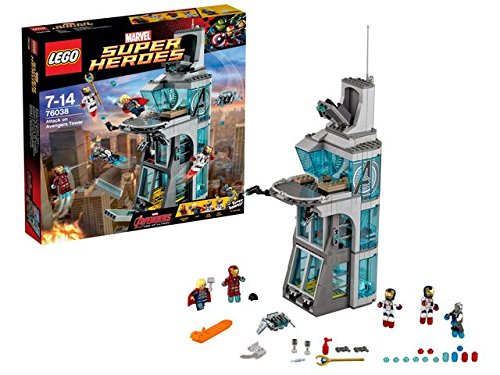 LEGO-Marvel-Avengers-76038-Attack-on-Avengers-Tower