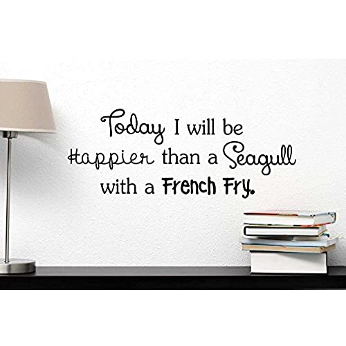 Funny Wall Decals Amazoncom - Custom vinyl decal application instructionshow to apply wall decals windafurniture