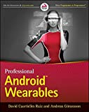 img - for Professional Android Wearables book / textbook / text book
