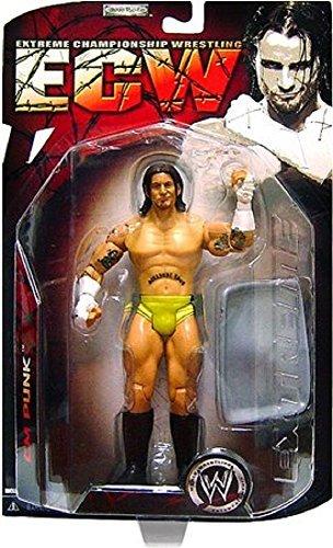 Jakks Pacific WWE ECW Series 1 Action Figure CM Punk