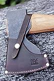 Review Outdoor Gear Axe Sheath for HUSQV Carpenters Axe