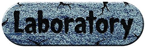 "UPC 721773708435, Forum Novelties Ghouls Graveyard Laboratory Foam Plaque, 18"", Gray"