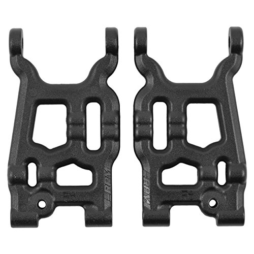 Team Losi Rtr (RPM Front A-Arms for The Losi Mini 8ight, Black)