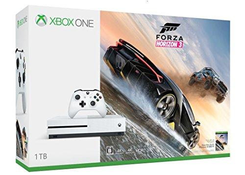 XboxOneS本体 1TB ForzaHorizon3同梱版の商品画像