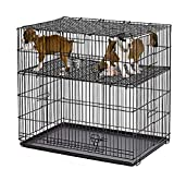Midwest Homes Puppy Playpen Crate - 224-10 Grid