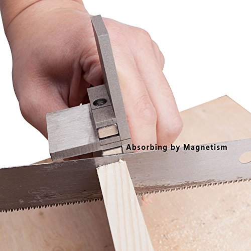 Admini Dovetail Marker Magnetic Hand Cut Wood Joints Gauge Dovetail Guide Upgraded Version by Admini (Image #3)