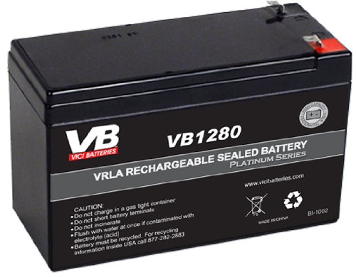 Replacement Battery   Compatible With Apc Back Ups Es 550Va