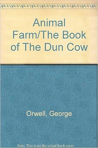Animal Farm The Book Of The Dun Cow Orwell George Wangerin Walter Smith Jayne R 9781560771500 Amazon Com Books