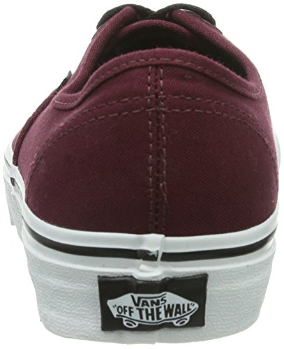Vans VEE3NVY Unisex Authentic Shoes Rumba Red/Port Royale free shipping really shopping online cheap online discount for nice buy cheap 2014 newest clearance cheap price 1lPWq1B3