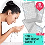 ICONIC Acne Pimple Healing Patch - Absorbing Cover, Invisible, Blemish Spot, Hydrocolloid, Skin Treatment, Facial Stickers, Two Sizes, Blends in with skin
