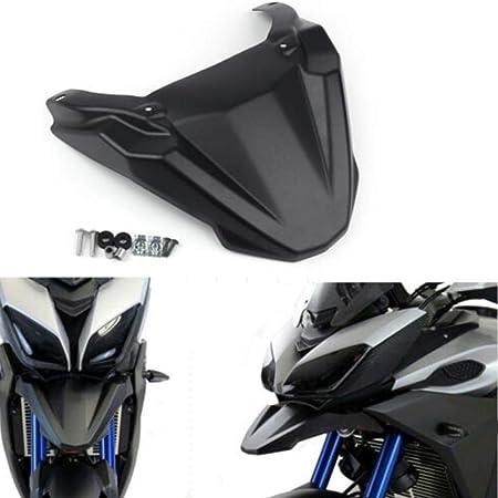 For Yamaha MT09 MT 09 2013-2016 2017 2018 Protezione Motociclo di alluminio di CNC Paratelaio Accessori Protector Logo MT09 Color : Blue