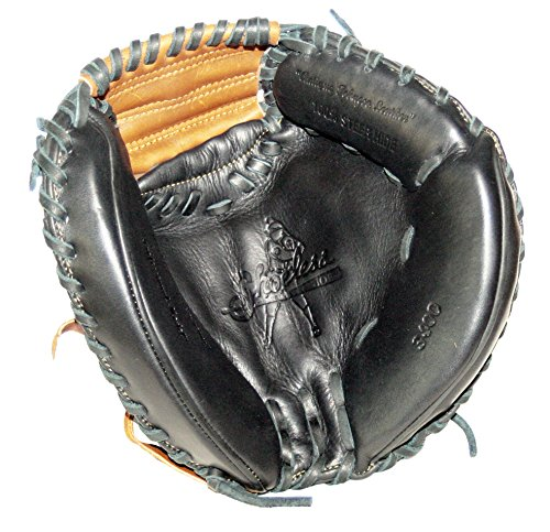 Diamond Ready Baseball Gloves Shoeless Joe Pro Select Series 34'' Catchers Mitt (Left Hand Throw)