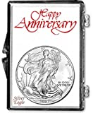 #4: 2007 - 2017 - 10th Anniversary Coin Gift Package American Silver Eagle Uncirculated