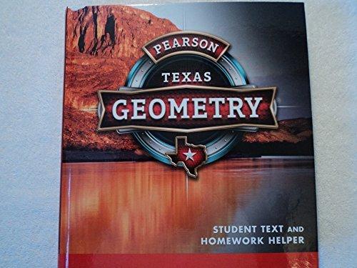Geometry Student Text and Homework Helper