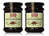 Felix Lingonberries - 10 Ounces (Pack of 2)