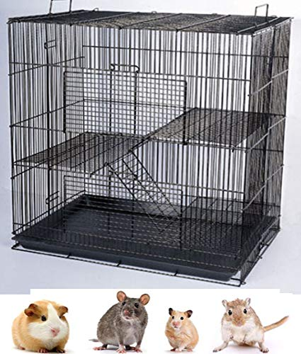 Mcage Small Animal Cage Sugar Glider Chinchilla Ferret Rats Cage24 Length x 16