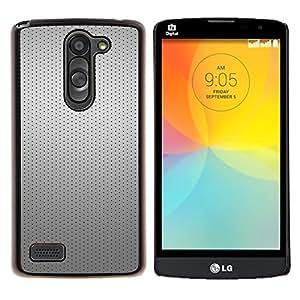 For LG L Prime D337 / L Bello D337 Case , Simple patrón de 28- Diseño Patrón Teléfono Caso Cubierta Case Bumper Duro Protección Case Cover Funda