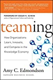 Teaming: How Organizations Learn, Innovate, and Compete in the Knowledge Economy