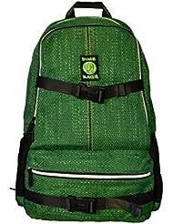 Skatepack Backpack - Laptop Sleeve, Smell Proof Pouch & Secret Pocket
