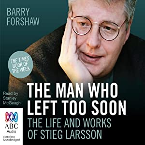 The Man Who Left Too Soon Audiobook