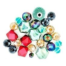 Jesse James Beads 5897 Design Elements Hypnotic, Multicolored