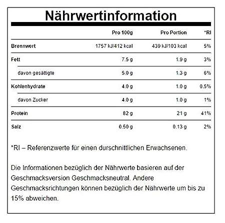 MyProtein Impact Whey Proteína de Suero, Sabor Sirope de Arce - 1000 gr: Amazon.es: Salud y cuidado personal