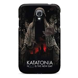 New Katatonia Tpu Case Cover, Anti-scratch MeSusges Phone Case For Galaxy S4
