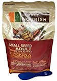 Simply Nourish Small Breed Adult Dry Dog Food - Natural, Chicken &...
