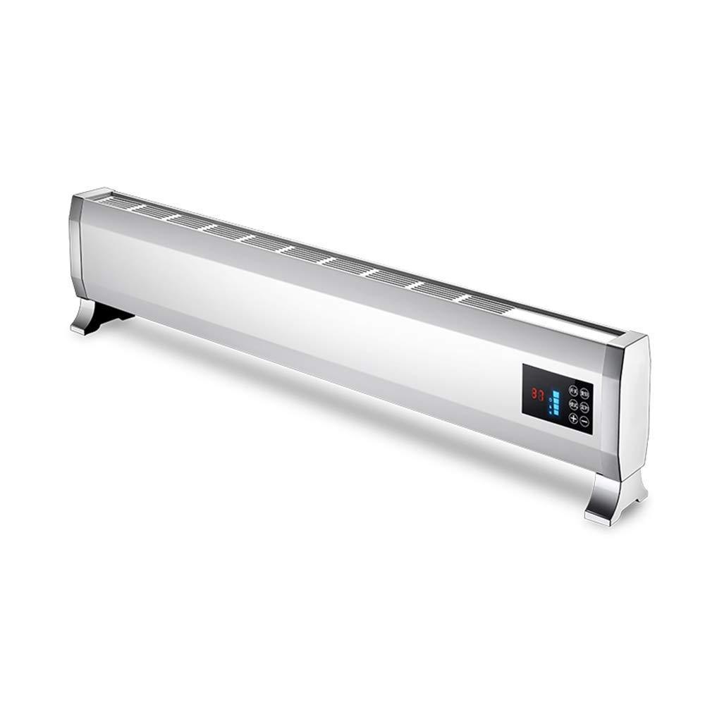 Acquisto Home frequenza di conversione battiscopa Elettrico riscaldatore convezione App velocità Riscaldamento termoElettrico 24H 1350W Prezzi offerte