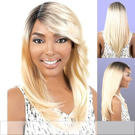 FLIP (Motown Tress) - Heat Resistant Fiber Full Wig in RT...