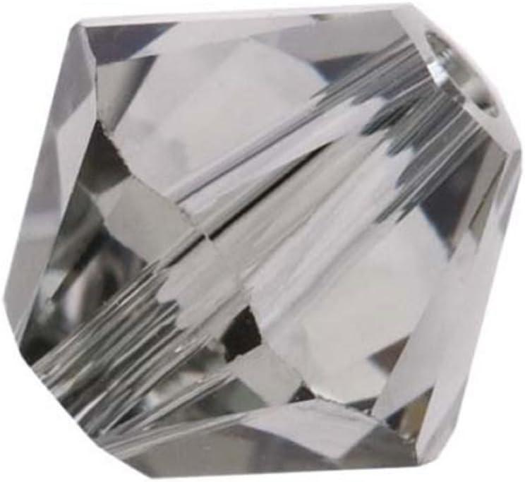 229 3mm Blue Zircon teal Genuine Swarovski crystal 5328 XILION Bicone Beads