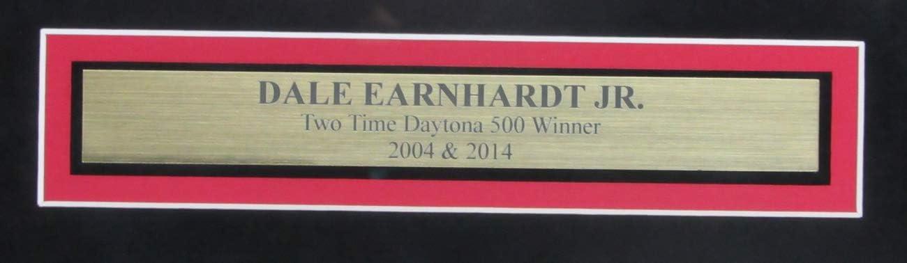 Dale Earnhardt Jr NASCAR Signed Photo Collage Framed Fanatics 146946